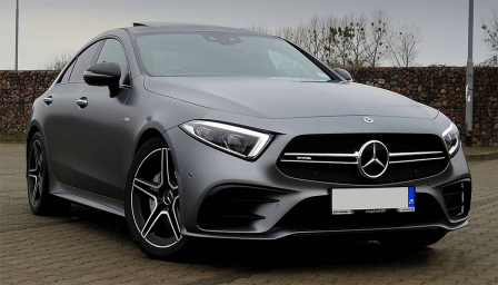 Mercedes CLS Class (AMG Models) Alloy Wheels and Tyre Packages.