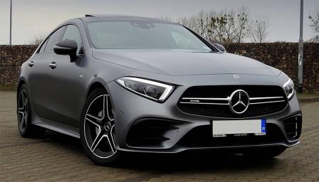 Mercedes CLS Class (AMG) Alloy Wheels