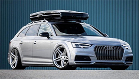 Audi A4 Allroad Alloy Wheels and Tyre Packages.