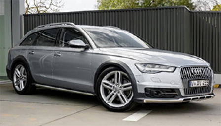 Audi A6 Allroad Alloy Wheels and Tyre Packages.