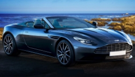 Aston Martin DB11 Volante V12 Alloy Wheels and Tyre Packages.