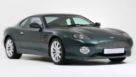 Aston Martin DB7 Vantage V12 Alloy Wheels and Tyre Packages.