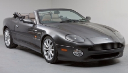 Aston Martin DB7  Vantage Volante V12 Alloy Wheels and Tyre Packages.