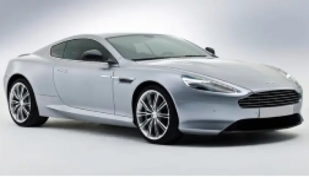 Aston Martin DB9 Coupe V12 Alloy Wheels and Tyre Packages.