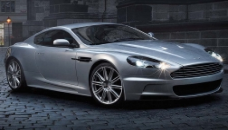 Aston Martin DBS Coupe Alloy Wheels and Tyre Packages.