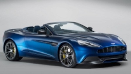 Aston Martin V12 Vanquish Volante Alloy Wheels and Tyre Packages.