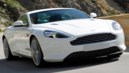 Aston Martin Virage Alloy Wheels and Tyre Packages.