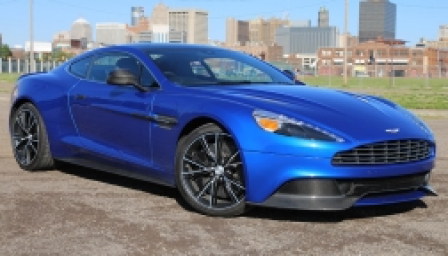 Aston Martin V12 Vanquish Coupe Alloy Wheels and Tyre Packages.