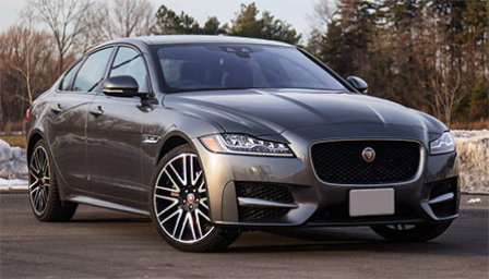 Jaguar XF Alloy Wheels and Tyre Packages.