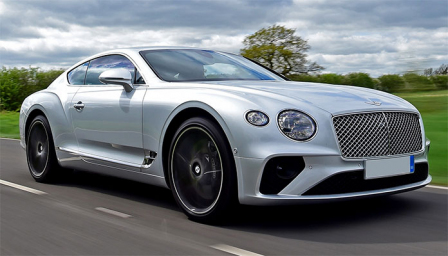 Bentley Continental GT Alloy Wheels and Tyre Packages.