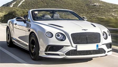 Bentley Continental GTC Alloy Wheels