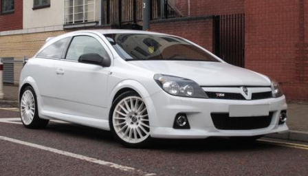 Vauxhall (Opel) Astra VXR Alloy Wheels and Tyre Packages.