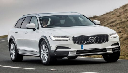 Volvo V90 Alloy Wheels and Tyre Packages.