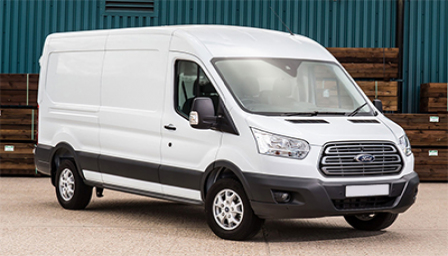 Ford Transit Mk8 (14-19) Alloy Wheels and Tyre Packages.