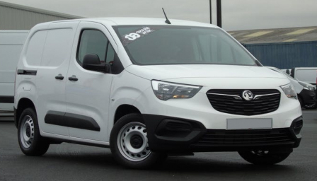 Vauxhall (Opel) Combo Alloy Wheels and Tyre Packages.