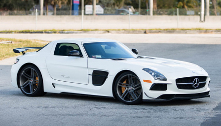 Mercedes SLS AMG Alloy Wheels and Tyre Packages.
