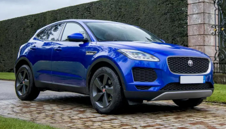Jaguar E Pace Alloy Wheels and Tyre Packages.