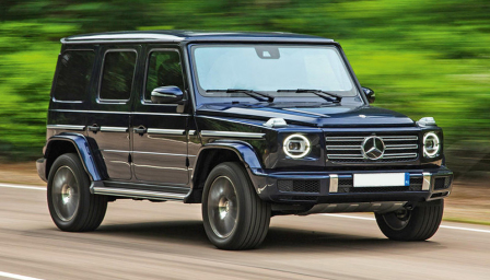 Mercedes G Class Alloy Wheels and Tyre Packages.