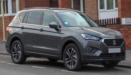 Seat Tarraco Alloy Wheels and Tyre Packages.