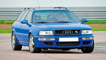 Audi RS2 Alloy Wheels and Tyre Packages.