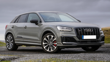 Audi SQ2 Alloy Wheels and Tyre Packages.