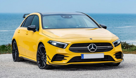 Mercedes A Class (AMG Models) Alloy Wheels and Tyre Packages.