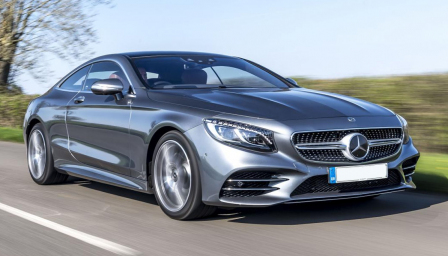 Mercedes S Class Coupe Alloy Wheels and Tyre Packages.