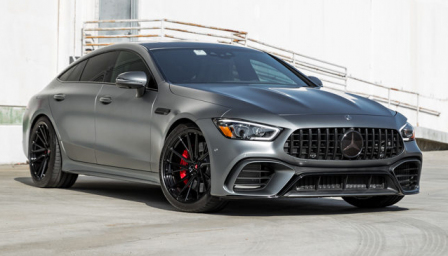Mercedes AMG GT 4-Door Alloy Wheels and Tyre Packages.