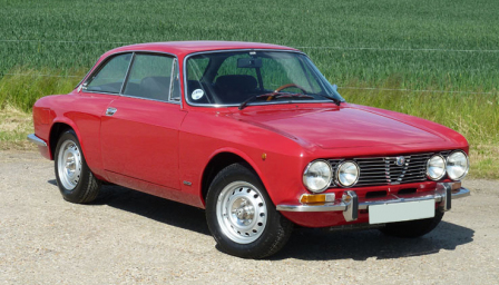 Alfa Romeo 2000 Alloy Wheels and Tyre Packages.
