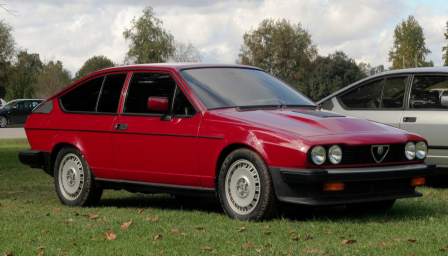 Alfa Romeo Alfetta Alloy Wheels and Tyre Packages.