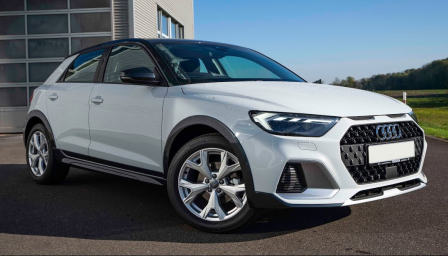 Audi A1 Citycarver Alloy Wheels and Tyre Packages.