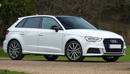 Audi A3 Alloy Wheels and Tyre Packages.