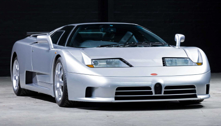 Bugatti EB110 Alloy Wheels and Tyre Packages.
