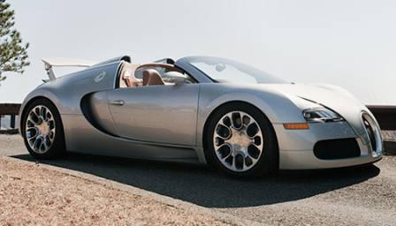 Bugatti Veyron 16.4 Grand Sport Alloy Wheels and Tyre Packages.