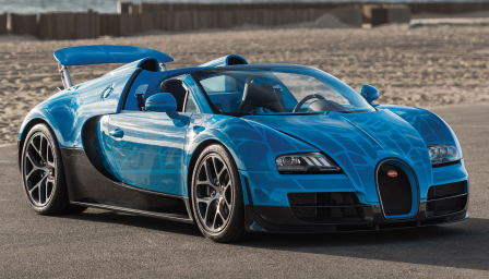 Bugatti Veyron 16.4 Grand Sport Vitesse Alloy Wheels and Tyre Packages.