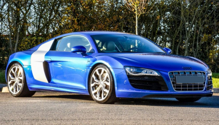 Audi R8 (Gen 1) Alloy Wheels and Tyre Packages.