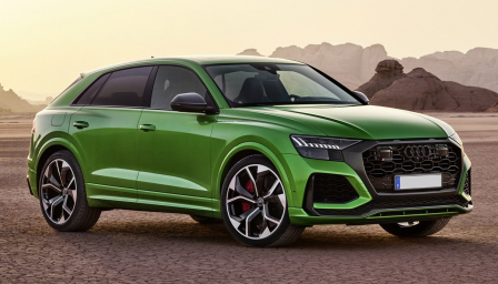 Audi RS Q8 Alloy Wheels and Tyre Packages.