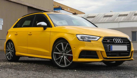 Audi S3 Alloy Wheels and Tyre Packages.