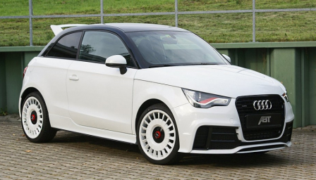 Audi A1 Quattro Alloy Wheels and Tyre Packages.