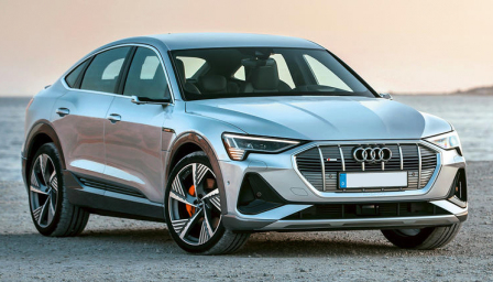Audi E-Tron Sportback Alloy Wheels and Tyre Packages.