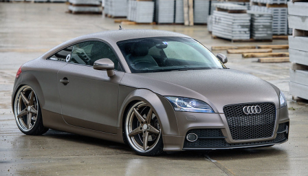 Audi TT V6 (3.2L) Alloy Wheels and Tyre Packages.