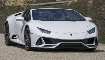 Lamborghini Huracan Evo RWD Alloy Wheels and Tyre Packages.
