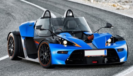 KTM X Bow GT Alloy Wheels and Tyre Packages.