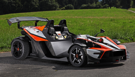 KTM X Bow R Alloy Wheels and Tyre Packages.