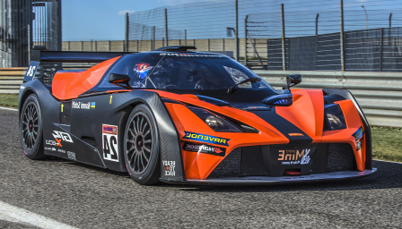 KTM X Bow GT4 Alloy Wheels and Tyre Packages.