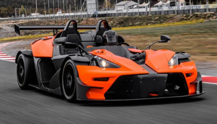 KTM X Bow RR Alloy Wheels and Tyre Packages.