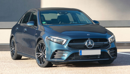 Mercedes A Class Saloon (AMG Models) Alloy Wheels and Tyre Packages.