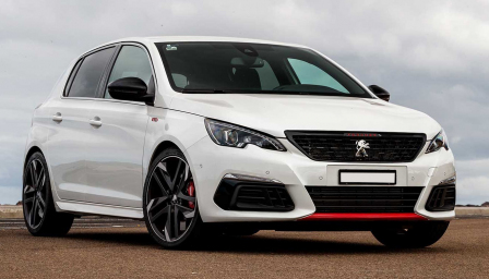 Peugeot 308 GTi Alloy Wheels and Tyre Packages.