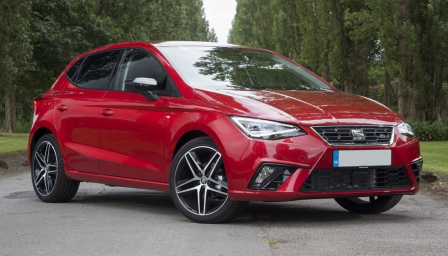 Seat Ibiza FR Alloy Wheels and Tyre Packages.