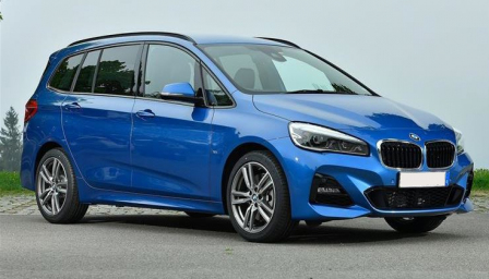 BMW 2 Series Gran Tourer Alloy Wheels and Tyre Packages.